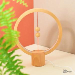 Lampe Heng pour défier la gravité