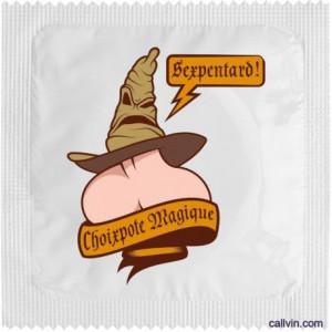 Préservatif - Choixpote Magique