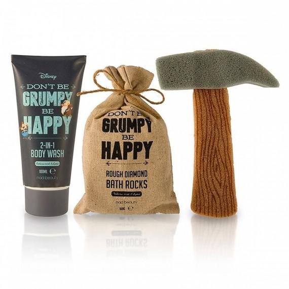 Coffret de bain - Don't be grumpy Be happy
