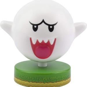 Lampe 3D Nintendo Super Mario Boo