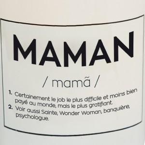 Bougie définition Maman