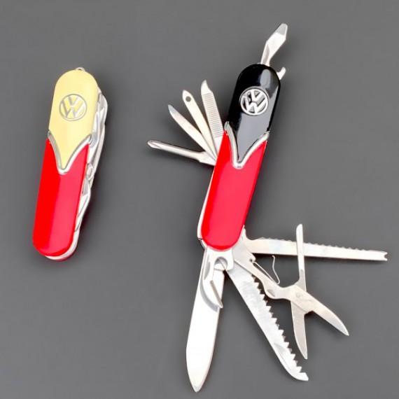 Le couteau suisse 14 fonctions VW Combi