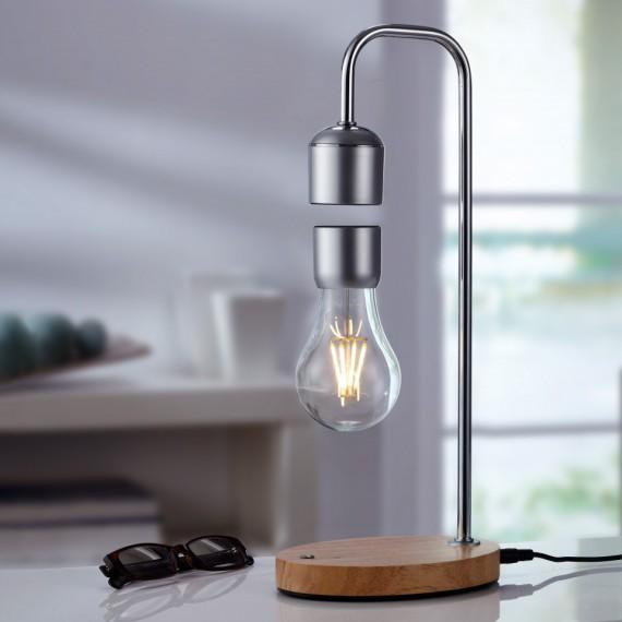 NoFall - Lampe-ampoule à led en lévitation