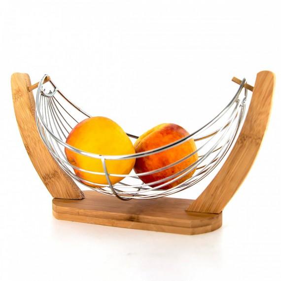Corbeille à fruits balançoire hamac