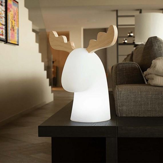 Lampe Renne Rudy