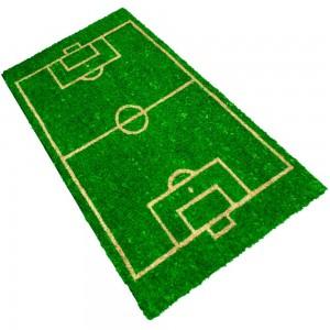 Paillasson terrain de football