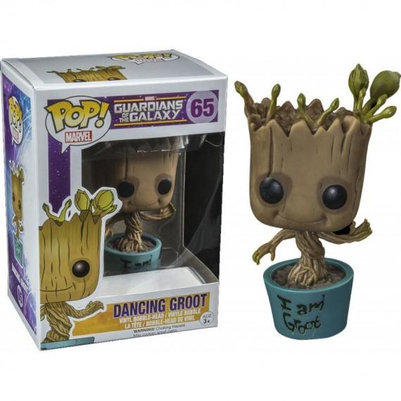 Figurine Pop Les Gardiens de la Galaxie - Dancing Groot