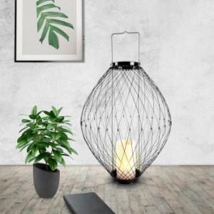 Lanterne rétractable 3 formes en 1