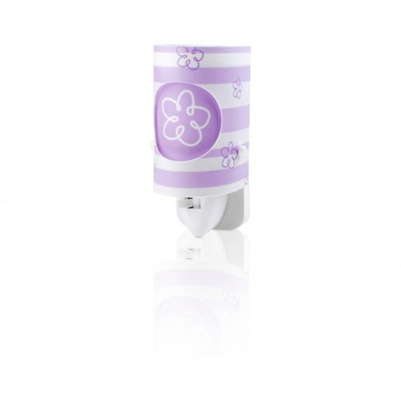 Veilleuse Phosphorescente violet - Dream light - Dalber