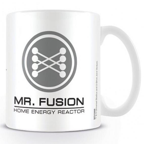 Mug Retour vers le futur - DeLorean