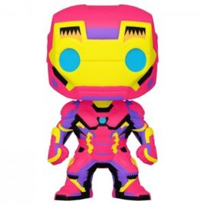 Figurine Pop Marvel - Black Light