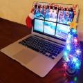 Kit de Déco de Noël au Bureau