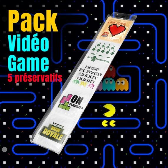 Préservatif - Le pack Films