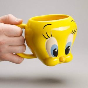 Mug 3D - Titi et Grosminet - Titi