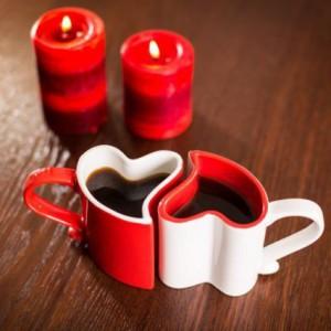 Set mug pour amoureux