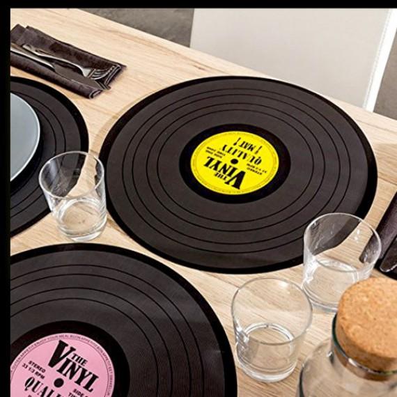 4 sets de table collection vinyl