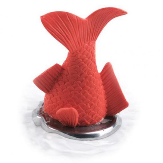Le Bouchon de Baignoire Poisson rouge