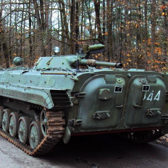 Tank Russe BMP 1