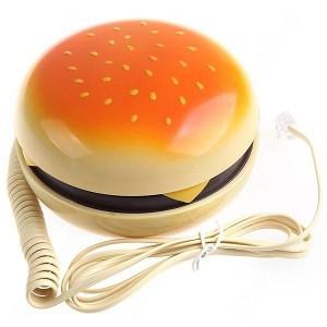 Téléphone Hamburger Silly
