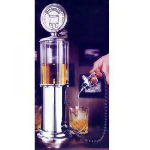 Distributeur de bière apparence pompe à essence