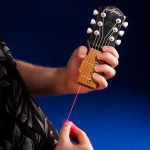 Air guitare laser