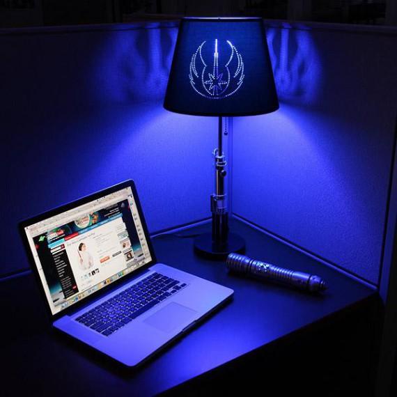 Les lampes sabre laser