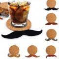 Sous-verre Moustache (x6)