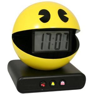 Réveil PacMan 12 cm