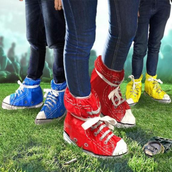 Protège chaussure Converse