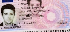 Cadeau permis de conduire