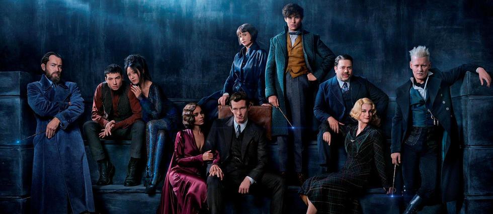 Les animaux fantastiques. le nouveau film de l'univers d'Harry Potter