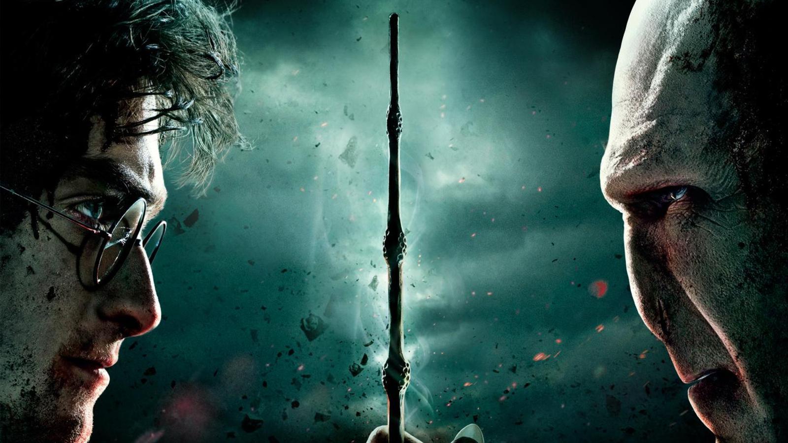 Voldemort, la baguette de sureau et Harry Potter