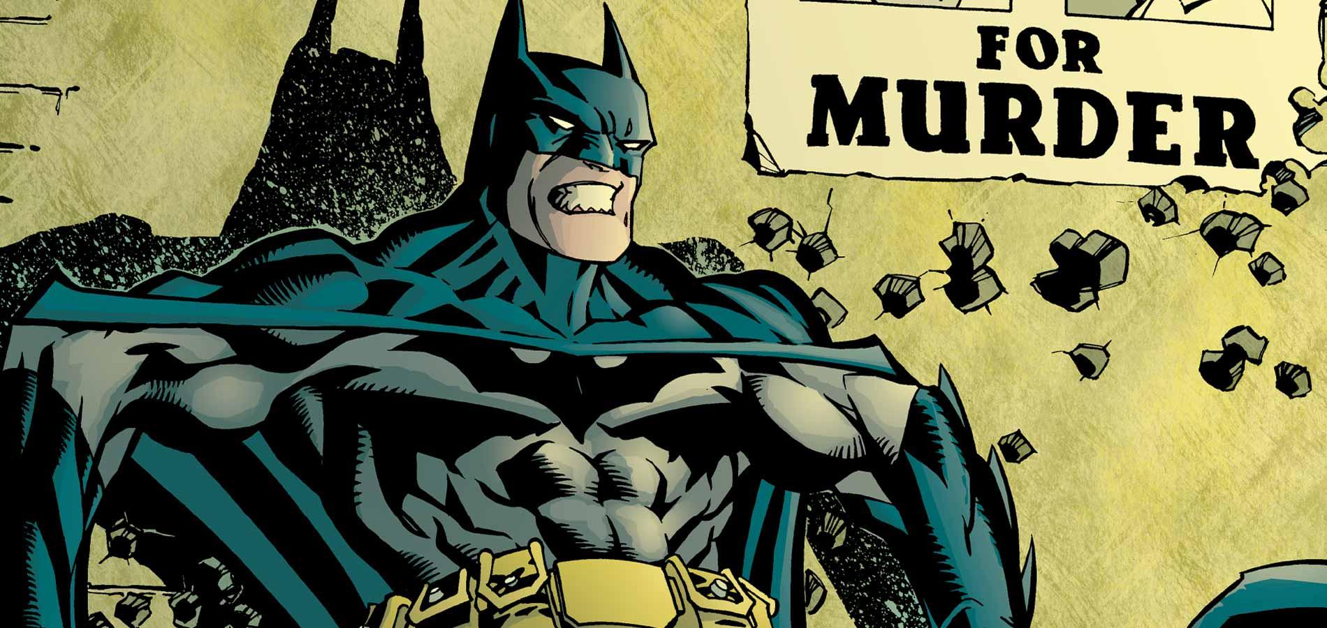 Batman Meurtrier, fugitif
