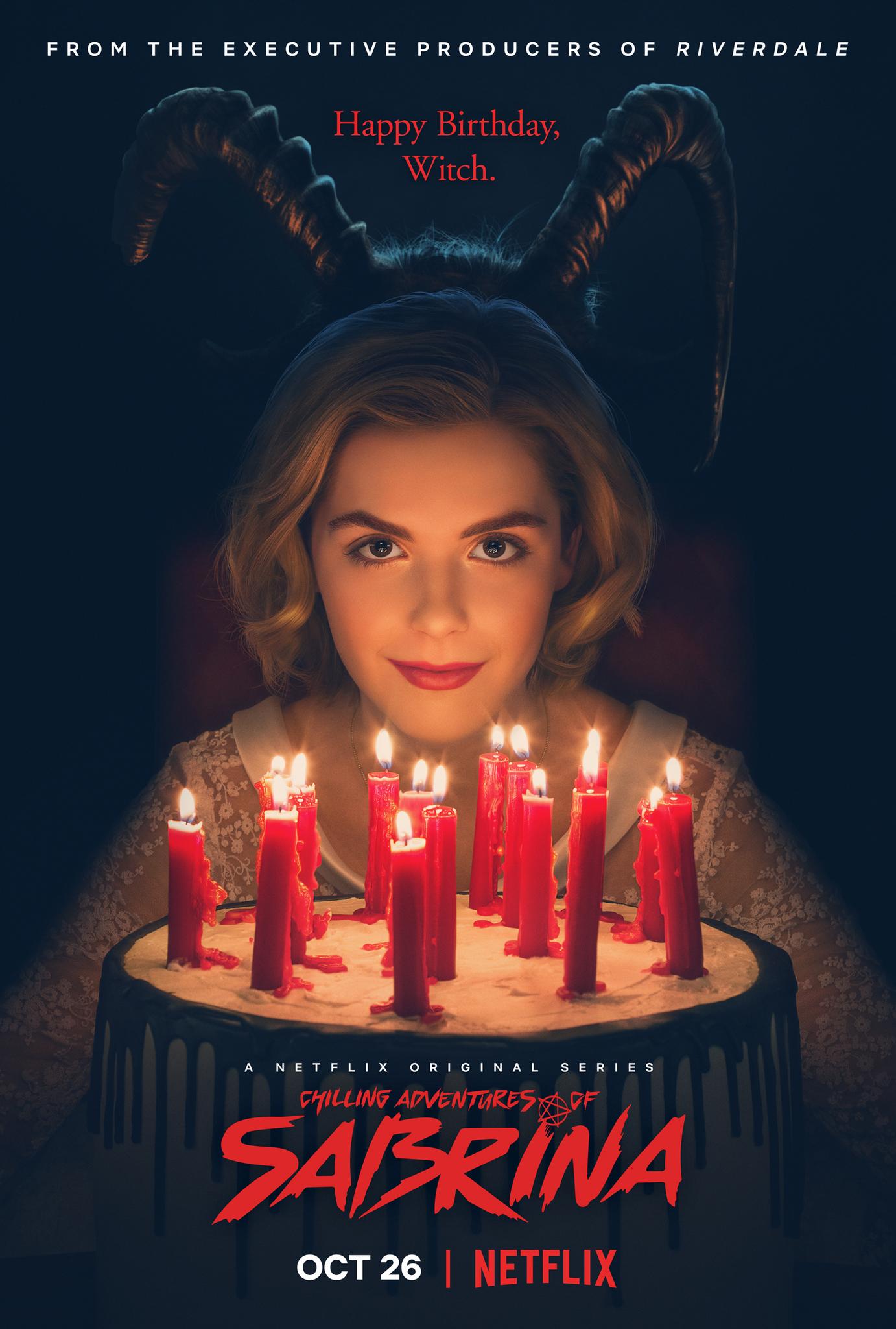 Sabrina, la série surnaturelle de Netflix