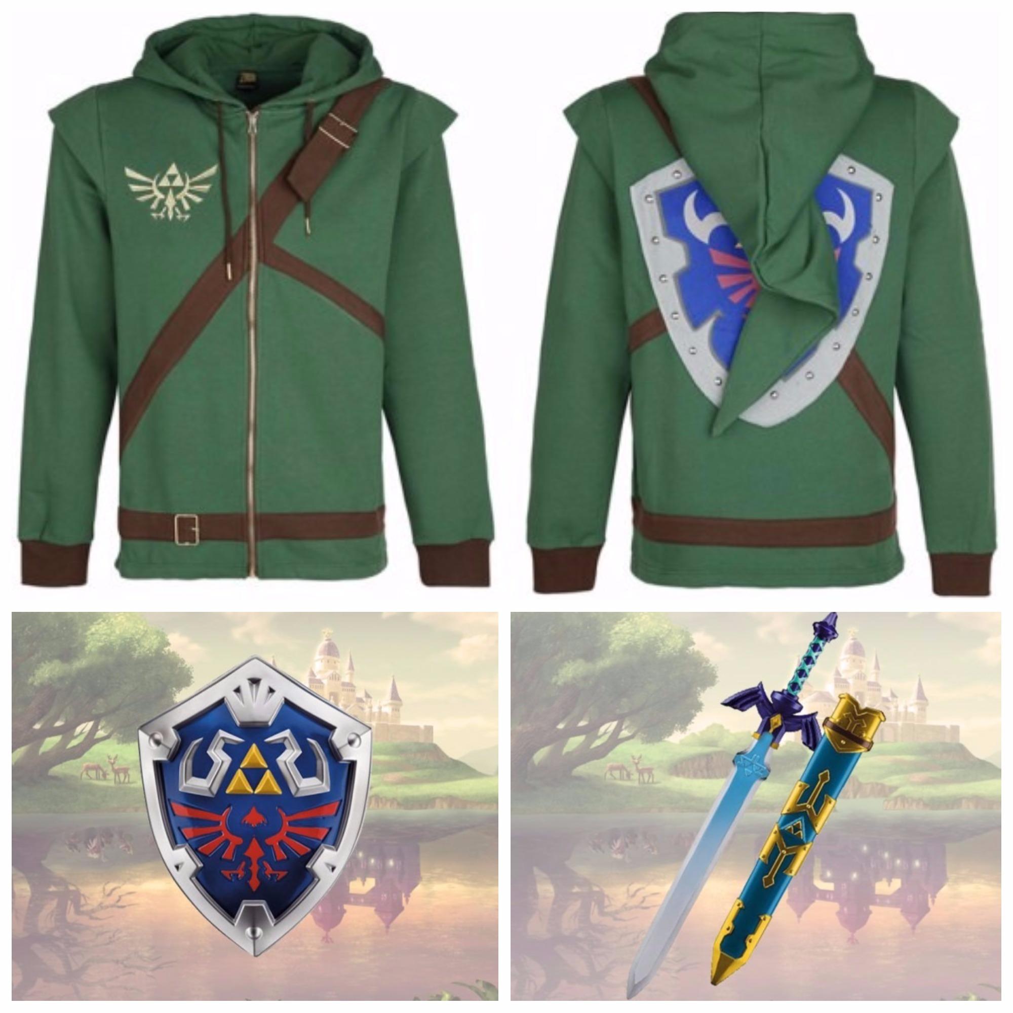 Costume Zelda