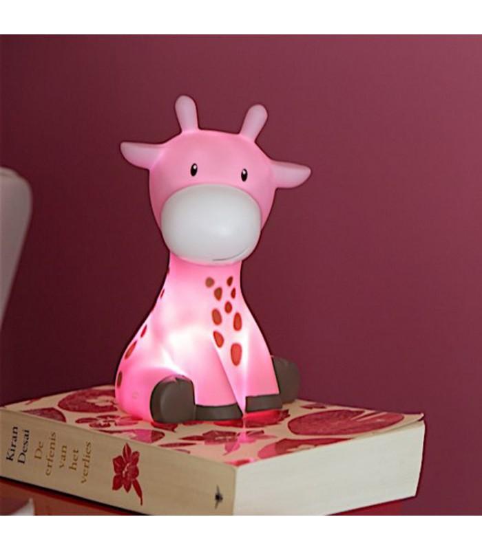 guide cadeau enfant de moins de 12 ans les veilleuses animales pigsou mag. Black Bedroom Furniture Sets. Home Design Ideas