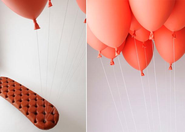 Benchamp; Qui Balloon Fauteuils Flottent Dans Airs ChairLes UVpMSz