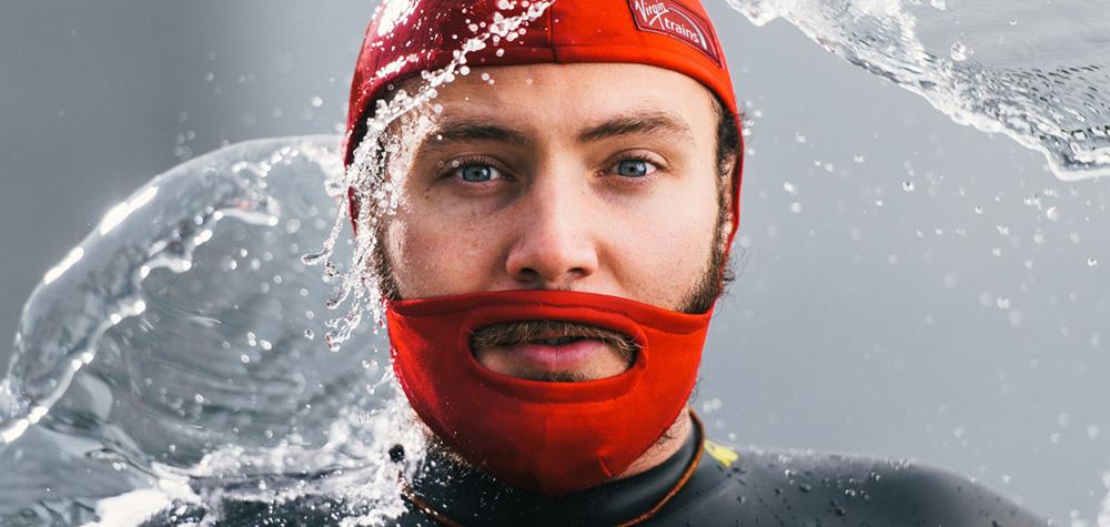 Un bonnet de bain pour barbe ! Plus hygiénique, plus de vitesse et  carrément sexy
