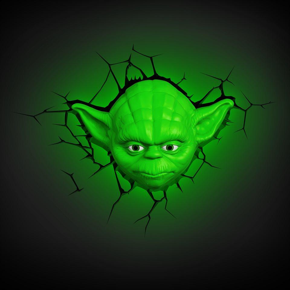 Decouvrez Les Lampes Murales Star Wars Qui Semblent Tout