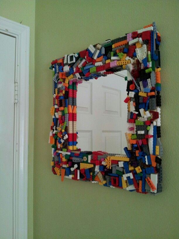 Recyclez vos lego une idée 100 déco pigsou mag