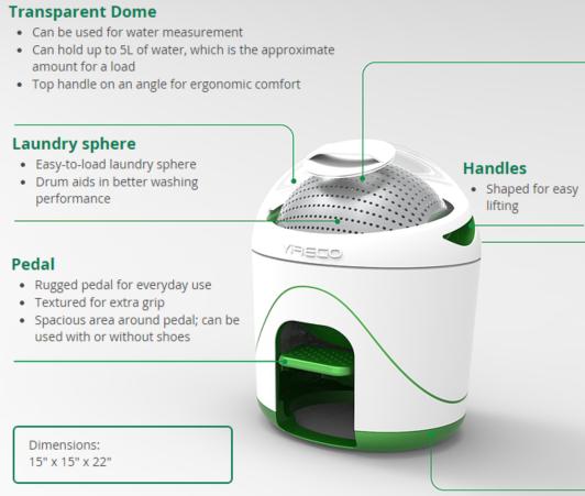 lave linge sans lessive awesome le nouvel appareil with lave linge sans lessive excellent. Black Bedroom Furniture Sets. Home Design Ideas