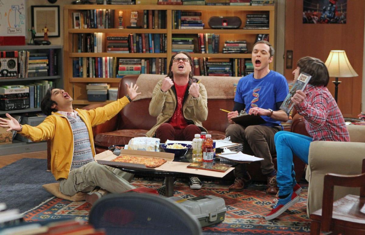 Une nouvelle qui va ravir le fan de Big Bang Theory que tu