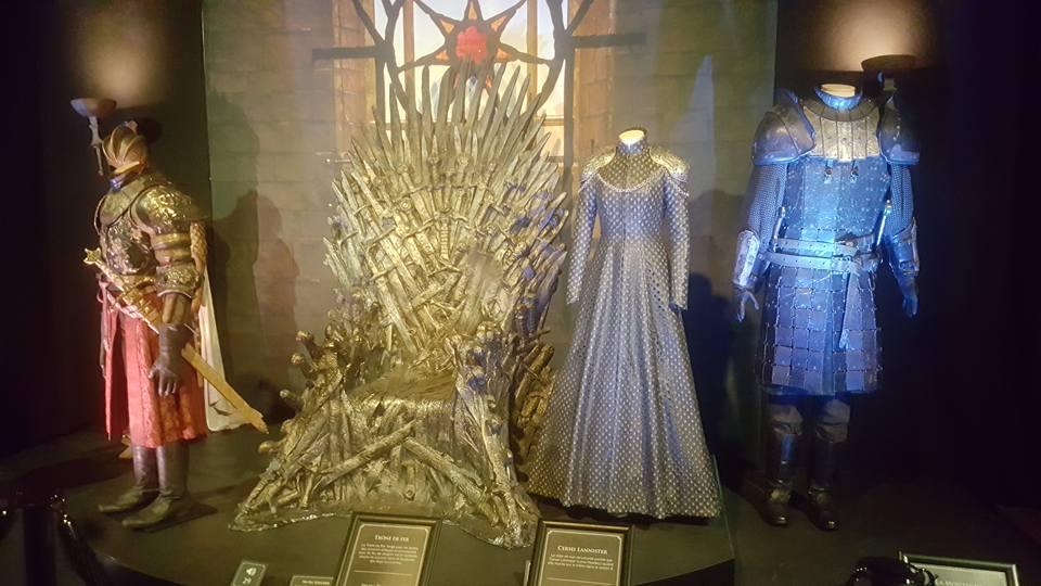 Costumes des Lannister