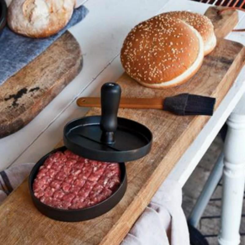 kit a burger pour barbecue