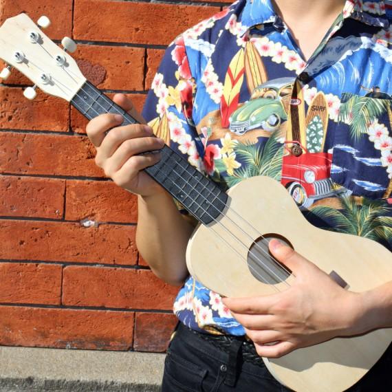 kit ukulele à faire soi même