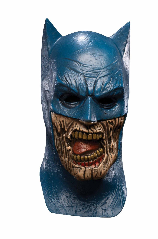 Masque de zombie batman latex