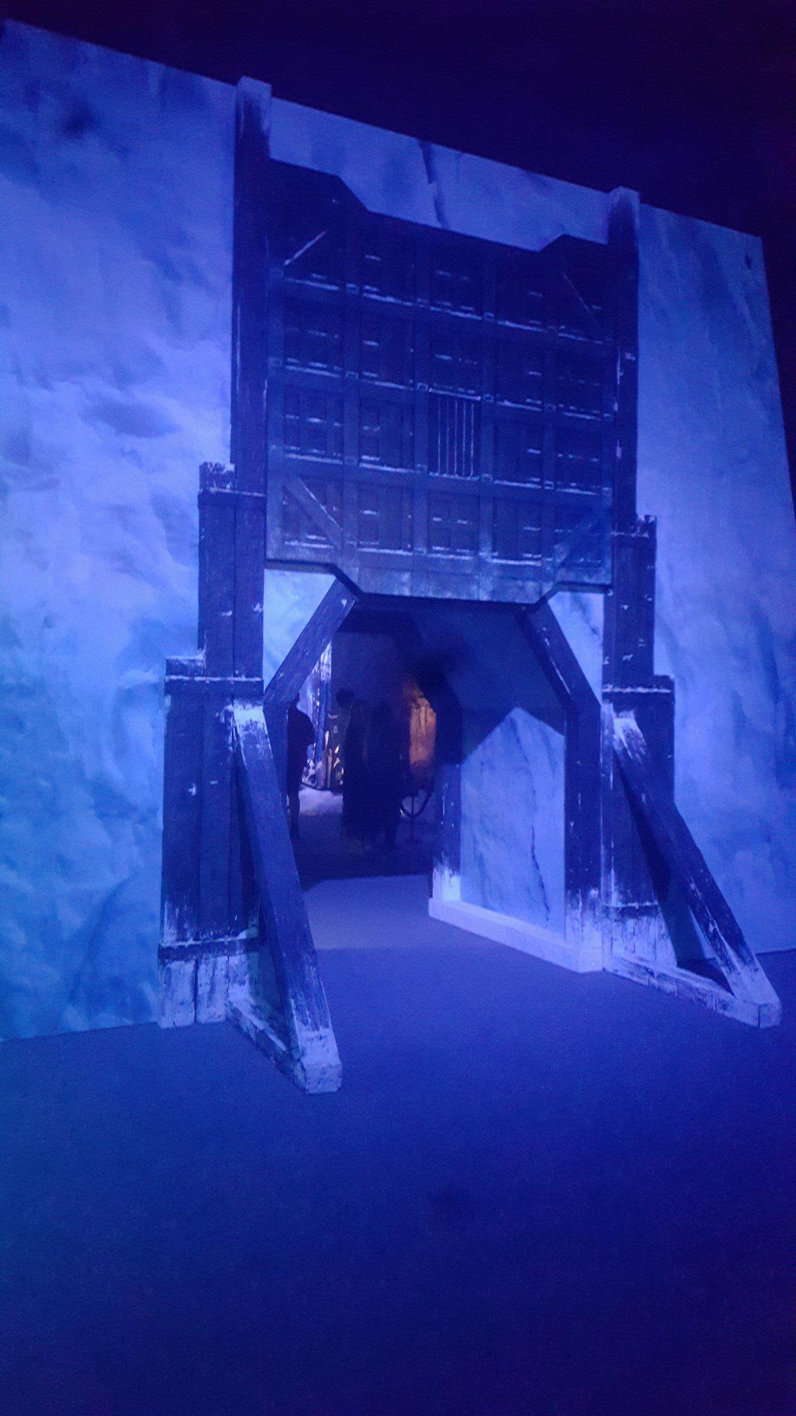 Le mur de Westeros