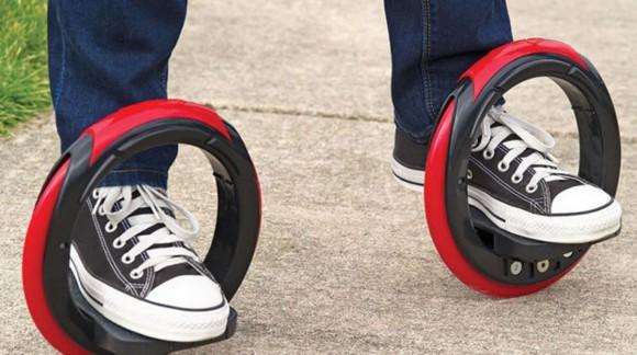 WTF ? Des skates circulaires ?... Bienvenue dans le futur !