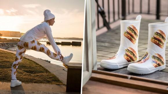 La collection Big Mac pour révéler votre passion au grand jour !