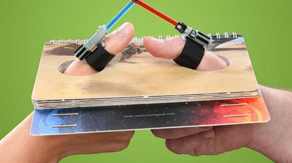 10 objets seulement pour les enfants des vrais fans de Star Wars